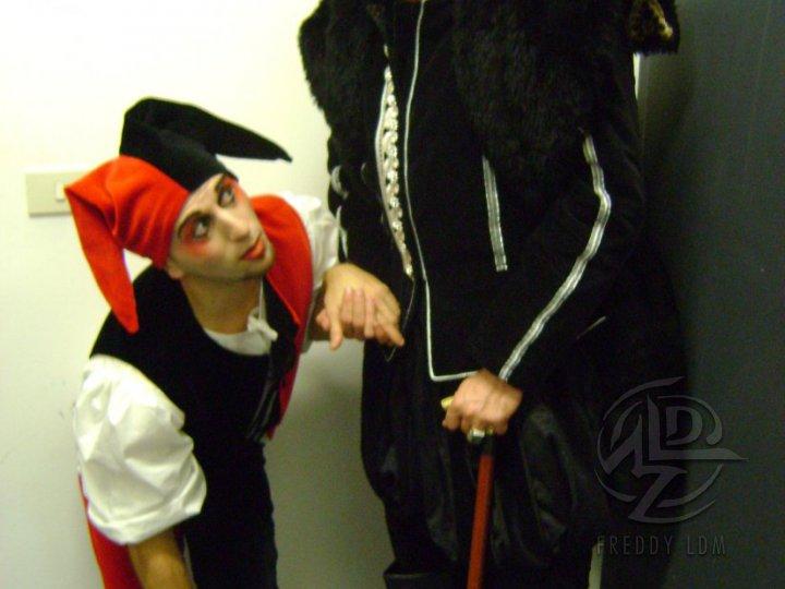 Il Giullare e Azar ( Luca Notari )