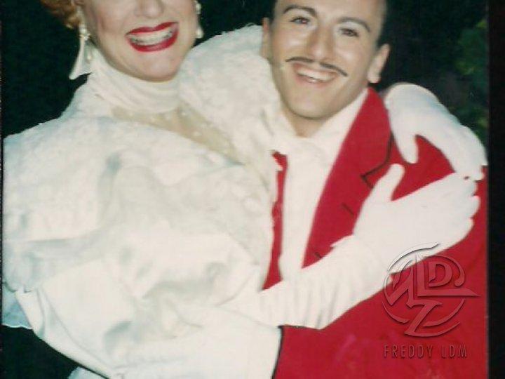 Freddy e Loretta Goggi