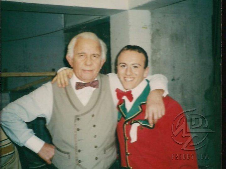 Freddy e Paolo Ferrari